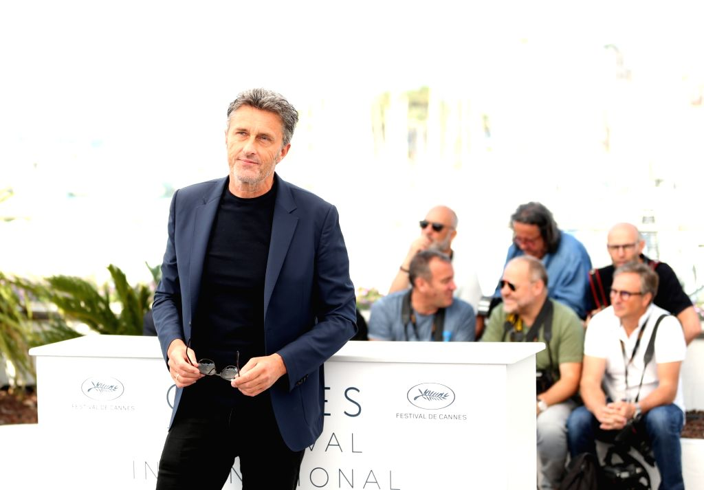 """CANNES, May 11, 2018 - Director Pawel Pawlikowski attends the photocall for """"Cold War"""" during the 71st annual Cannes Film Festival in Cannes, France, on May 11, 2018."""