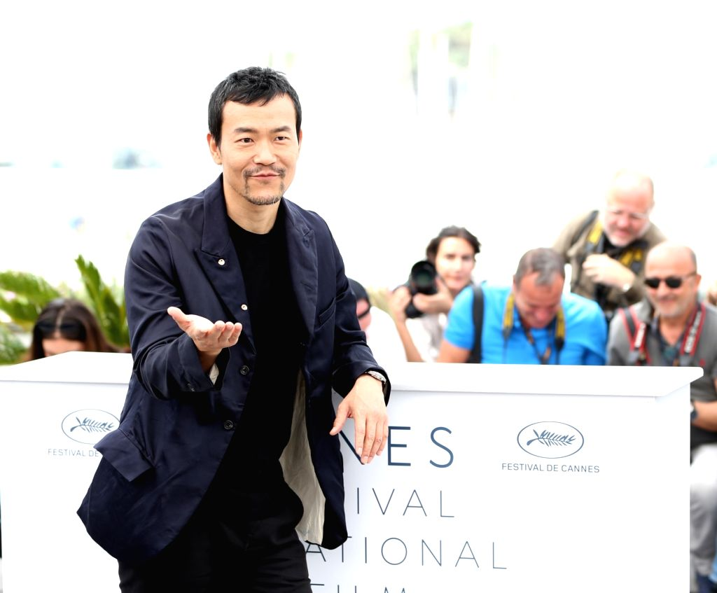 """CANNES, May 12, 2018 - Chinese Actor Liao Fan of the Chinese film in competition, """"Ash is Purest White"""", poses during a photocall of the 71st Cannes International Film Festival in Cannes, ... - Liao Fan"""