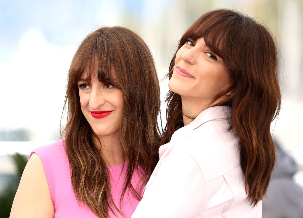 CANNES, May 15, 2019 - Actress Anne-Elizabeth Bosse (L) and director Monia Chokri pose during a photocall for the film A Brother's Love screened in the Un Certain Regard section during the 72nd ... - Anne-Elizabeth Bosse
