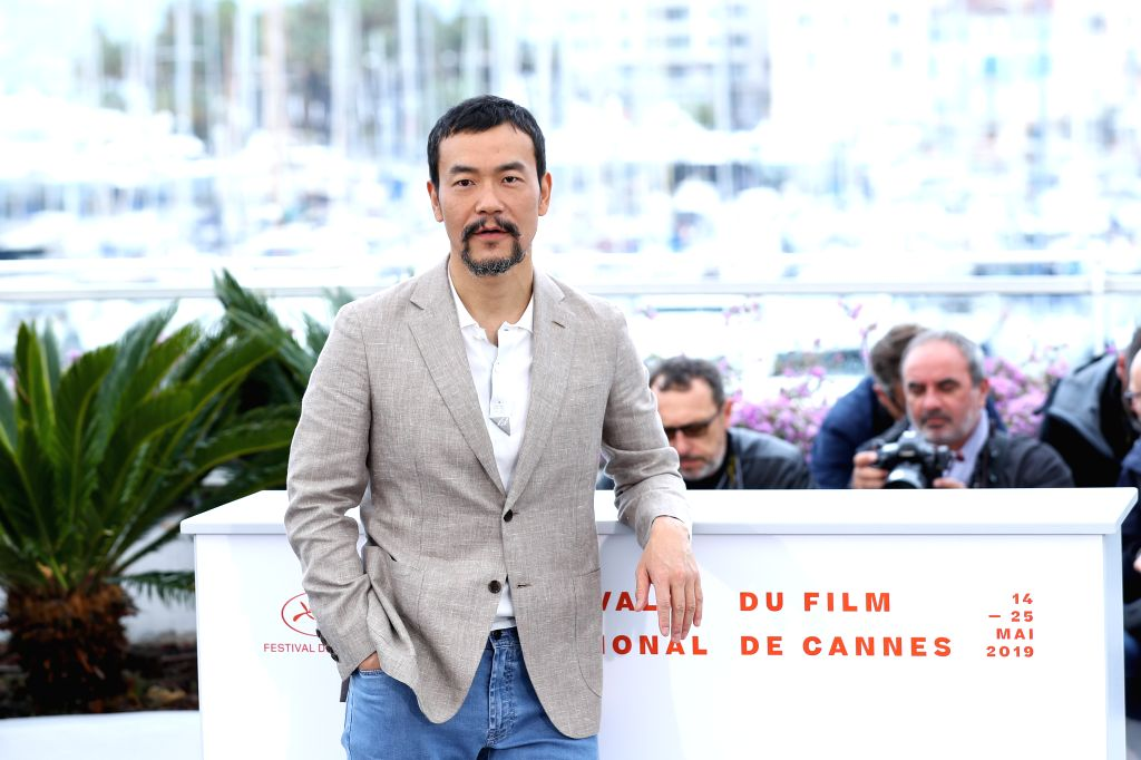 "CANNES, May 19, 2019 - Actor Liao Fan poses during a photocall for the film ""Wild Goose Lake"" at the 72nd Cannes Film Festival in Cannes, France, May 19, 2019. Chinese director Diao Yinan's ... - Liao Fan"