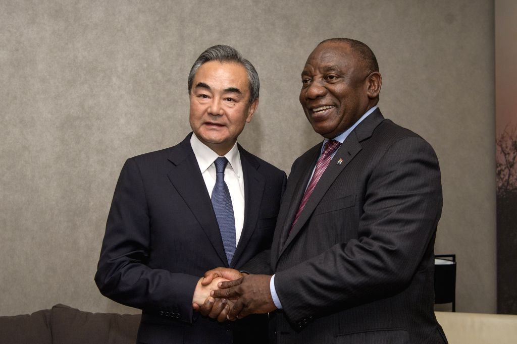 Cape Town, June 22 (IANS) South African President Cyril Ramaphosa on Monday urged companies planning to cut jobs to balance the sustainability of business and the livelihoods of workers despite being hard hit by Covid-19.