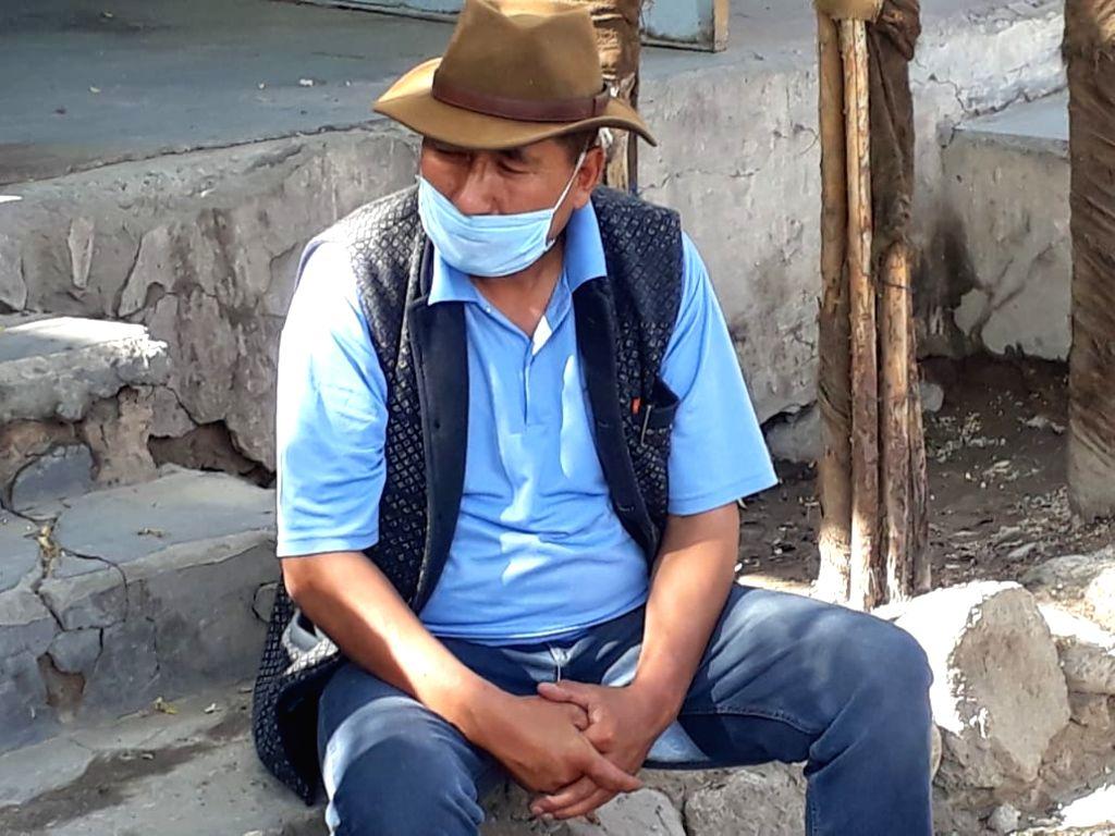 Captain Tashi Chhepal. - Tashi Chhepal