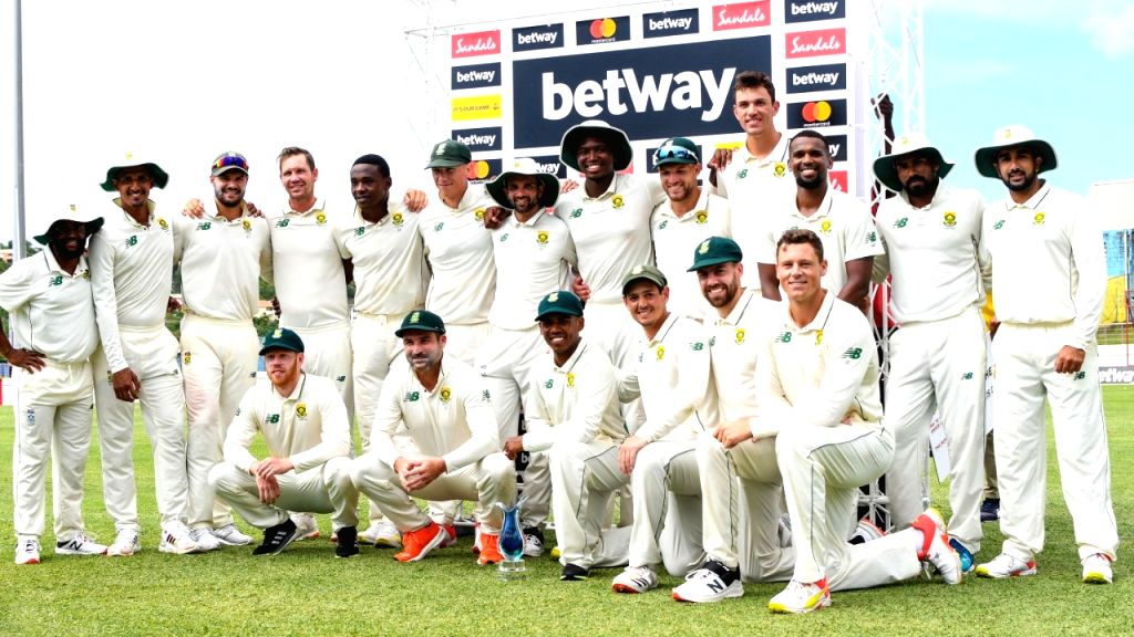 Captaincy a natural fit for me: South Africa skipper Elgar.