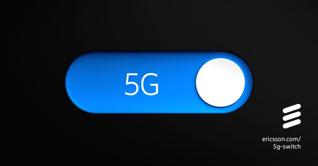 Caption: Ericsson showcases 5G, IoT use cases.