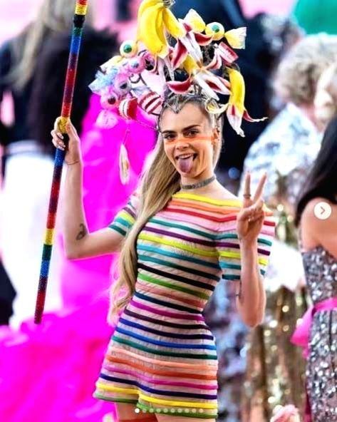 Cara Delevingne: I always will remain pansexual.
