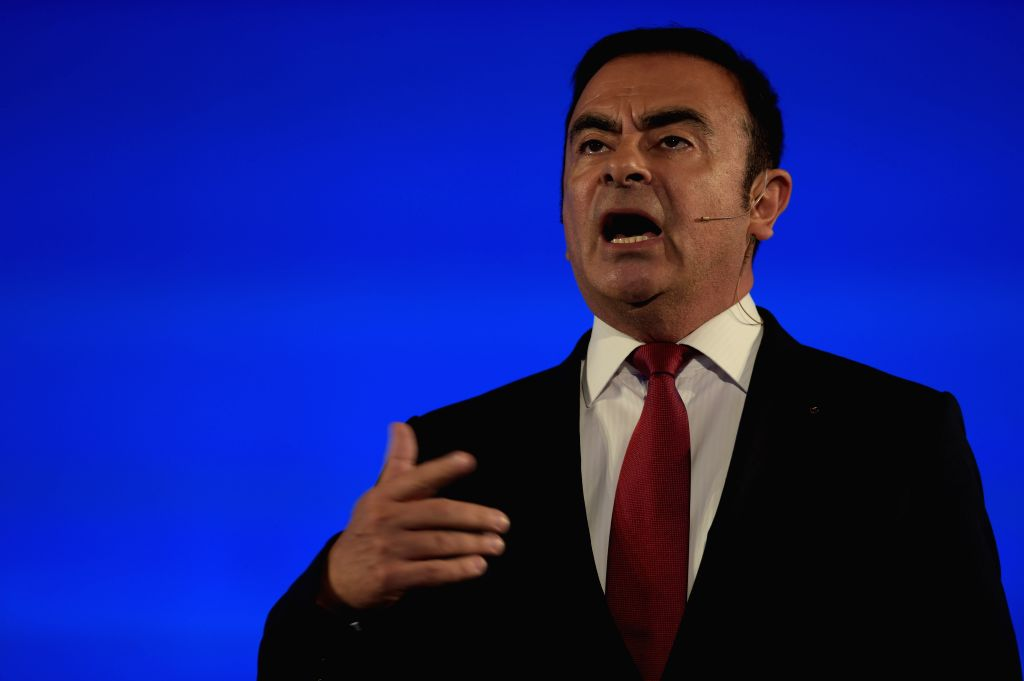 Carlos Ghosn. (Photo: IANS)