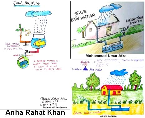 Catch the Rain campaign.