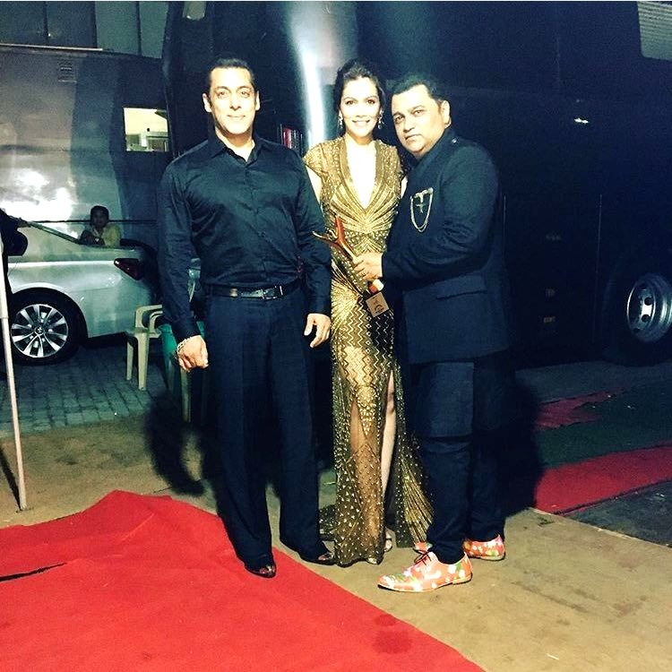 """Celebrity designer and personal stylist to Bollywood star Salman Khan, Ashley Rebello, says that although the """"Dabangg"""" star tends to pick the simplest ensemble for himself, he leaves ... - Salman Khan"""