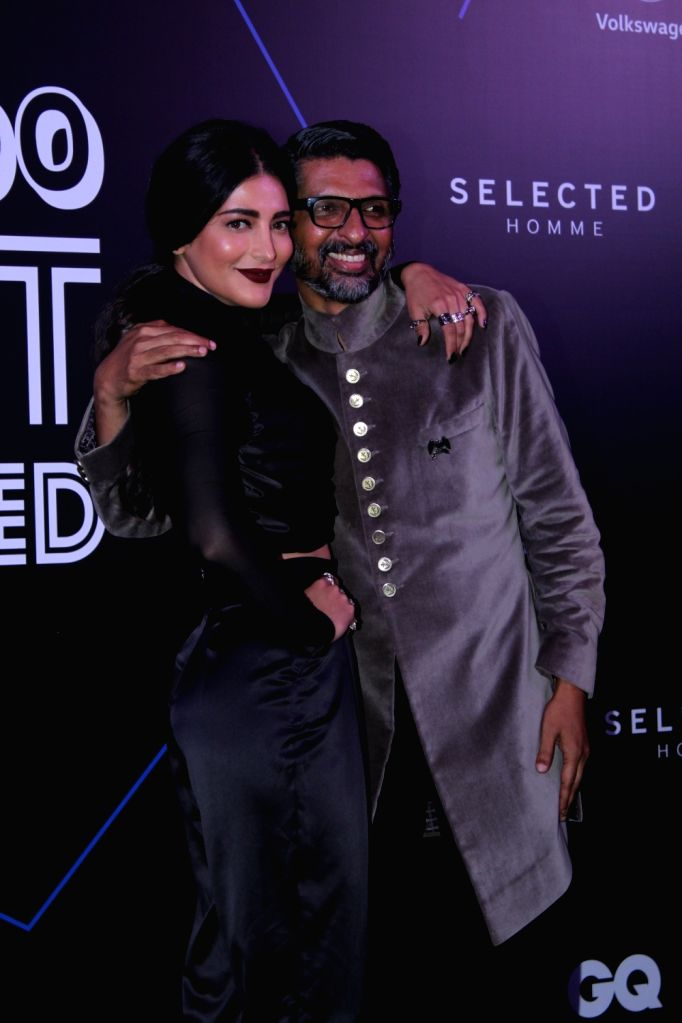 "Celebs at ""GQ 100 Best Dressed Awards 2019"", in Mumbai, on June 1, 2019."