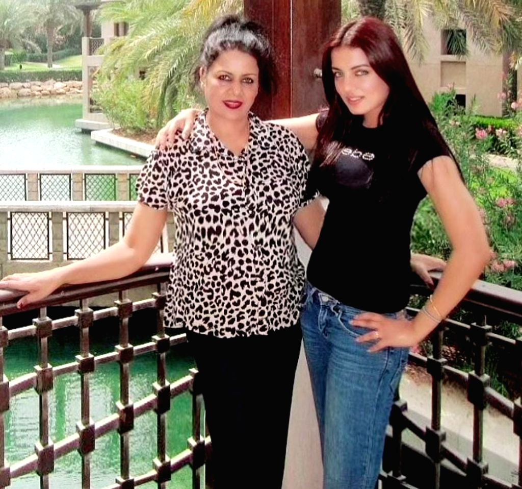 Celina Jaitly: My mother taught me everything, except how to live without her.