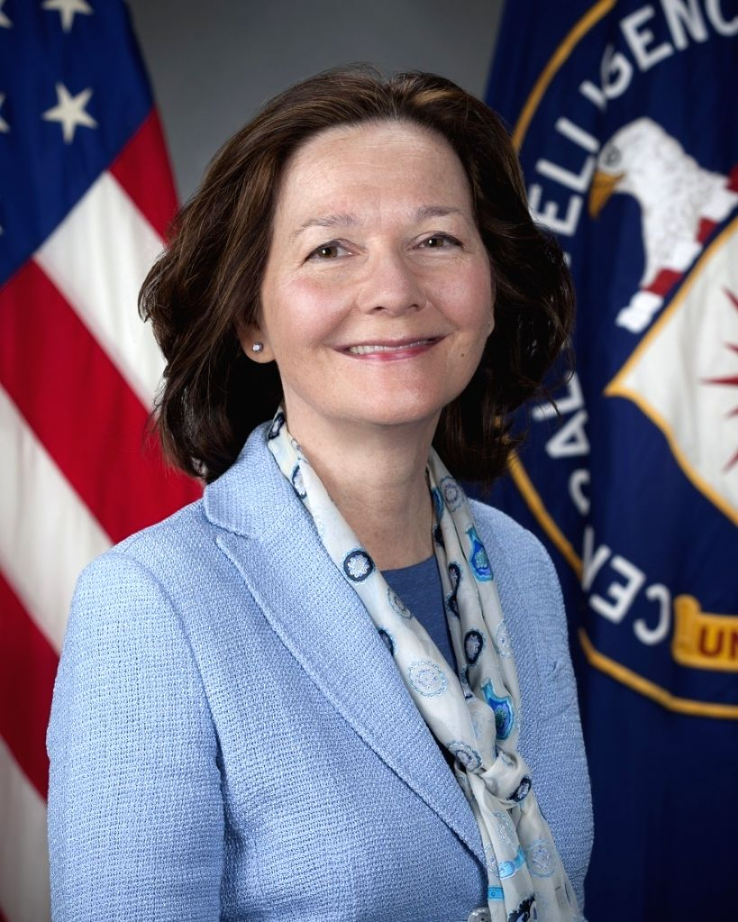 :Central Intelligence Agency Deputy Director Gina Haspel, who has been nominated to head the agencuy. (Photo: CIA).