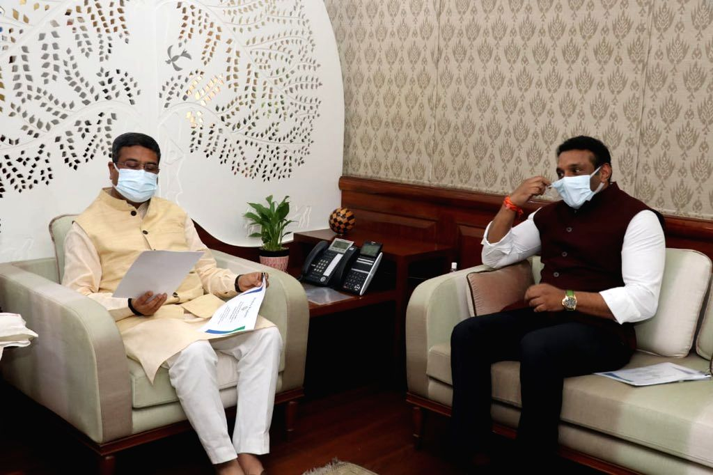 Centre in favour of establishing petro-chemical corridor in Andhra