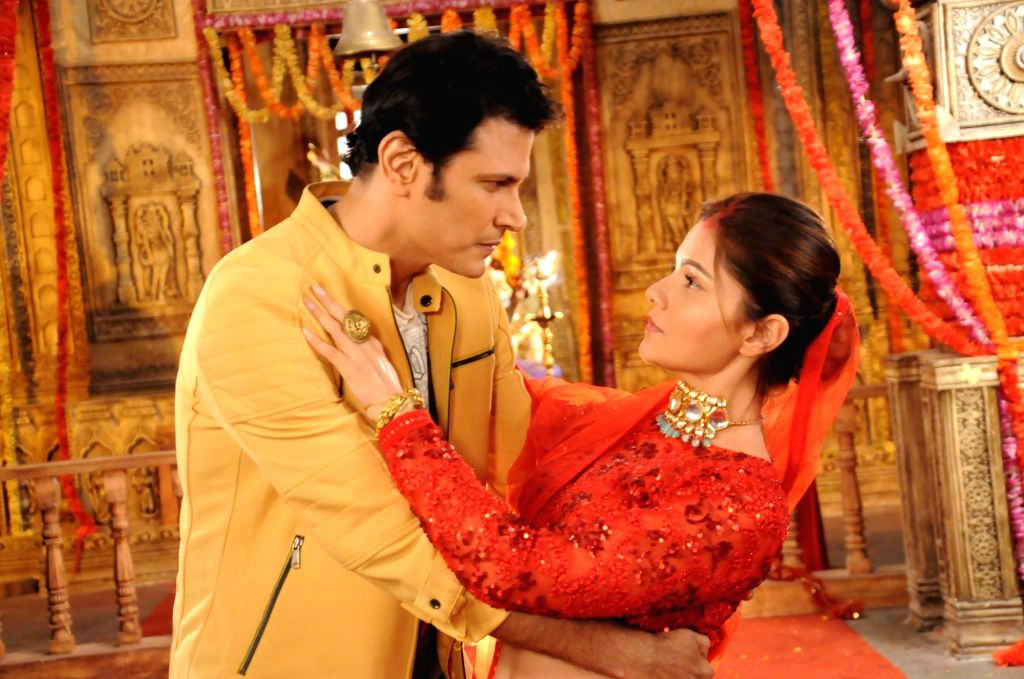 CezanneKhan joins cast of Rubina Dilaik-starrer 'Shakti: Astitva Ke Ehsaas Ki'