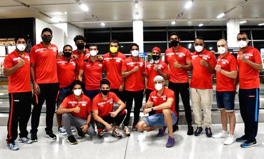 Challenge awaits Panghal, Krishan in Asian boxing