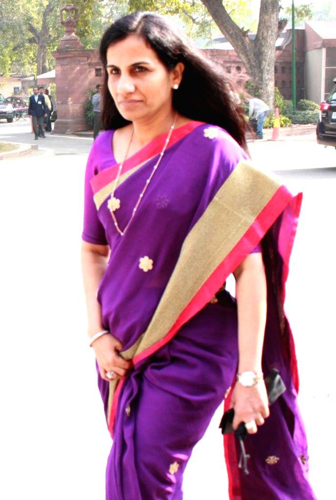 Chanda Kochhar. (File Photo: IANS)