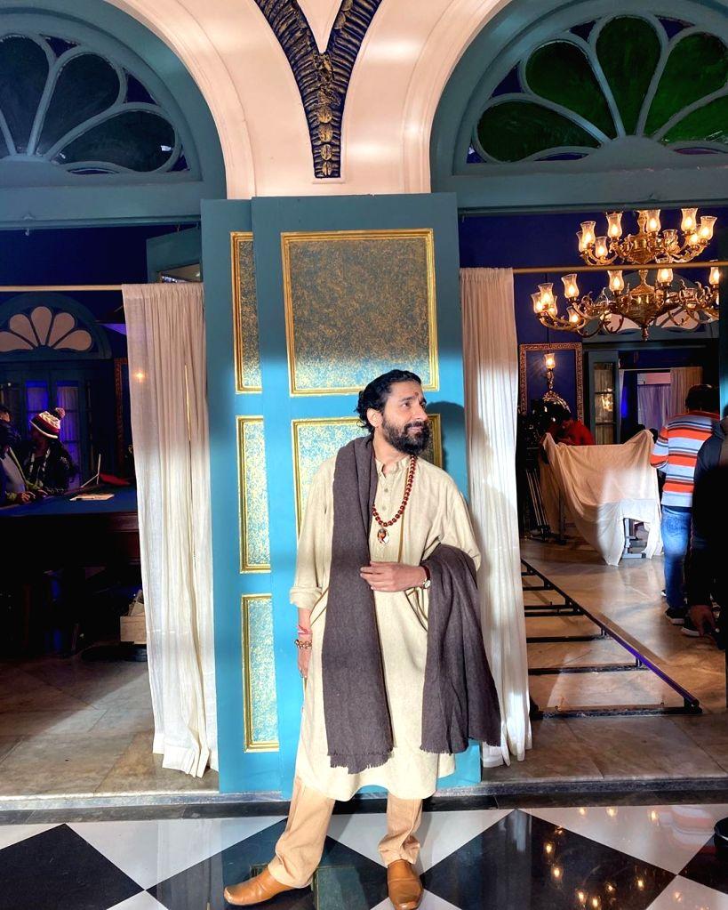 Chandan Roy Sanyal. - Chandan Roy Sanyal