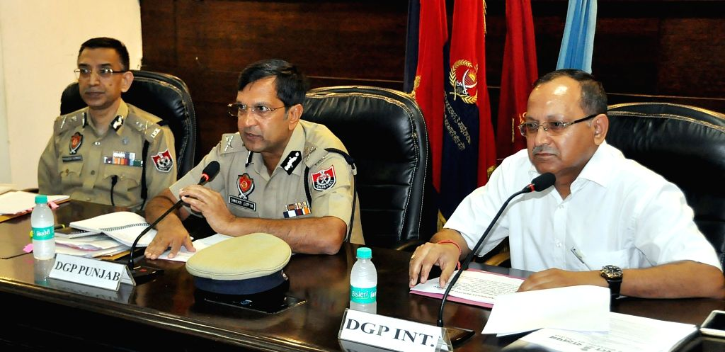 Chandigarh, April 11 (IANS) The Punjab government had facilitated return of 825 stranded foreigners to their countries, Director General of Police Dinkar Gupta said, here on Saturday. - Dinkar Gupta