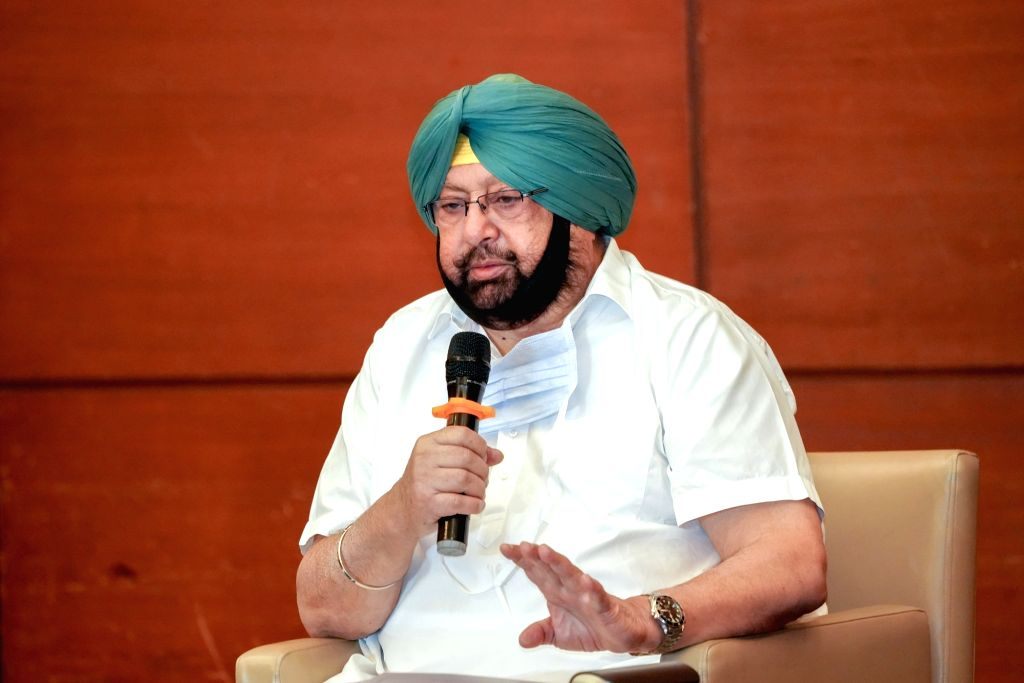 Chandigarh, July 4 (IANS) Punjab Chief Minister Amarinder Singh on Saturday announced cancellation of college and university examinations in the state in view of the COVID-19 pandemic. - Amarinder Singh