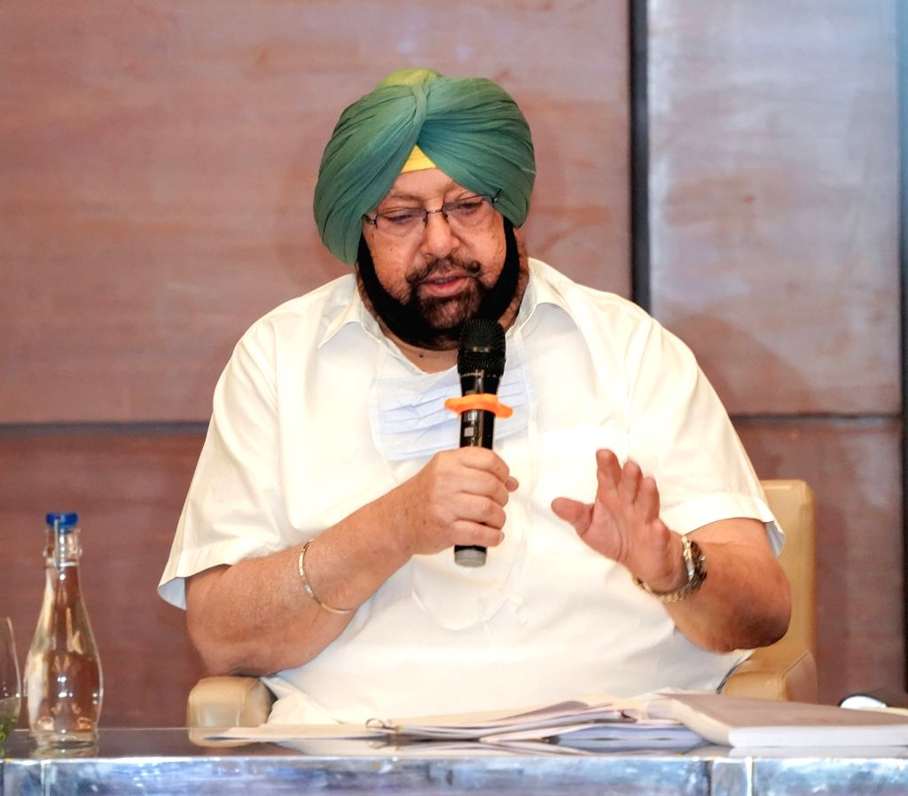 Chandigarh, July 6 (IANS) After Chief Minister Amarinder Singh ruled out relaxation in the 14-day home quarantine for domestic travellers, the process of e-registration for all those wishing to travel to the state has been made mandatory from Monday  - Amarinder Singh