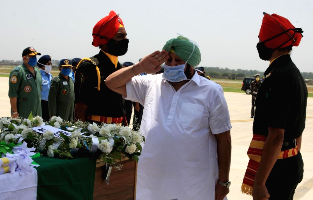 Chandigarh, June 23 (IANS) Terming the Galwan valley clash as part of a larger design on the part of China, Punjab Chief Minister Amarinder Singh on Tuesday said India should not make the mistake of dismissing the incident as a patrol clash but shoul - Amarinder Singh