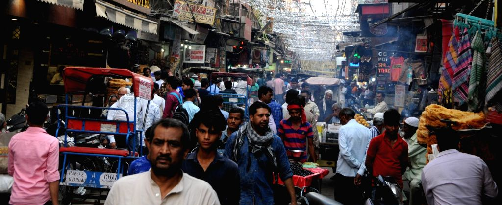 Chandni Chowk market. (File Photo: IANS)