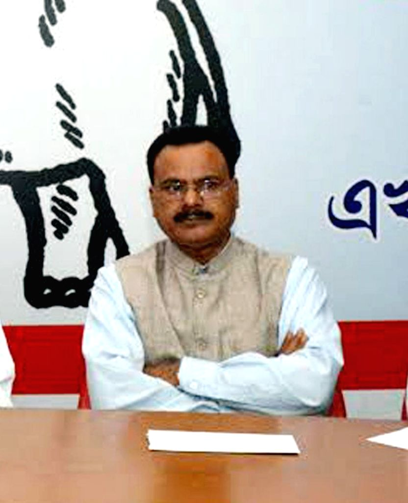 Chandra Mohan Patowary. (File Photo: IANS)