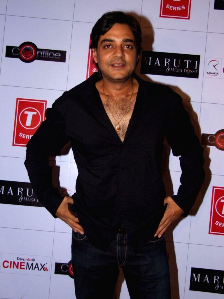 Chandrachur Singh at Maruti Mera Dost film Premiere at Fame in Mumbai. - Chandrachur Singh