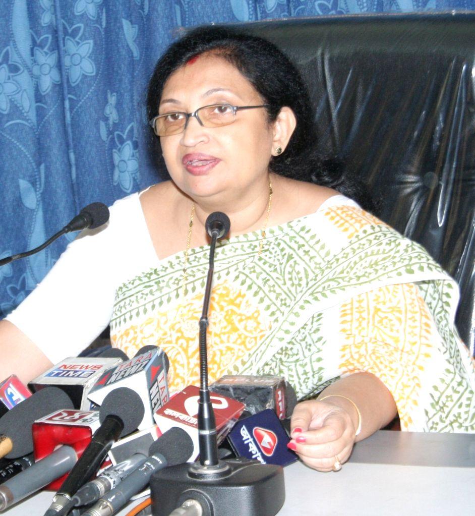 Chandrima Bhattacharya. (File Photo: IANS)
