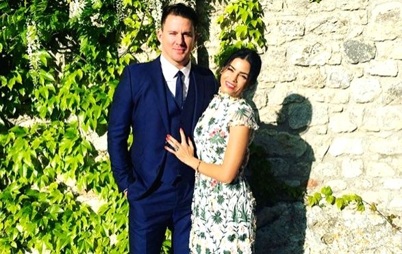 Channing, Jenna reach custody agreement for daughter.
