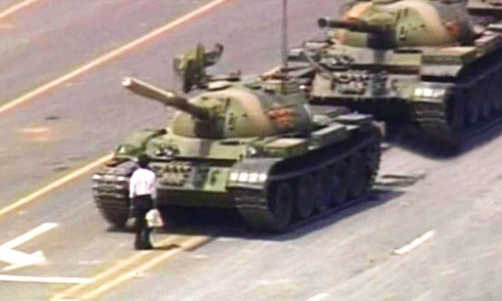 Charlie Cole, one of the photographers who captured the famous Tank Man on film during the Tiananmen Square protests in 1989, has died. He was 64. He died last week in Bali, Indonesia, where he had been residing, the BBC reported on Friday. (Photo: U