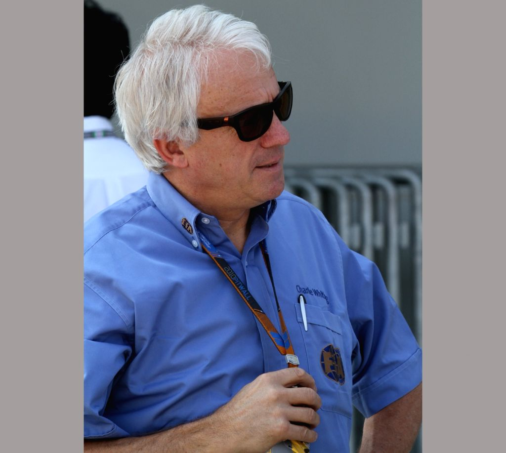 Charlie Whiting.
