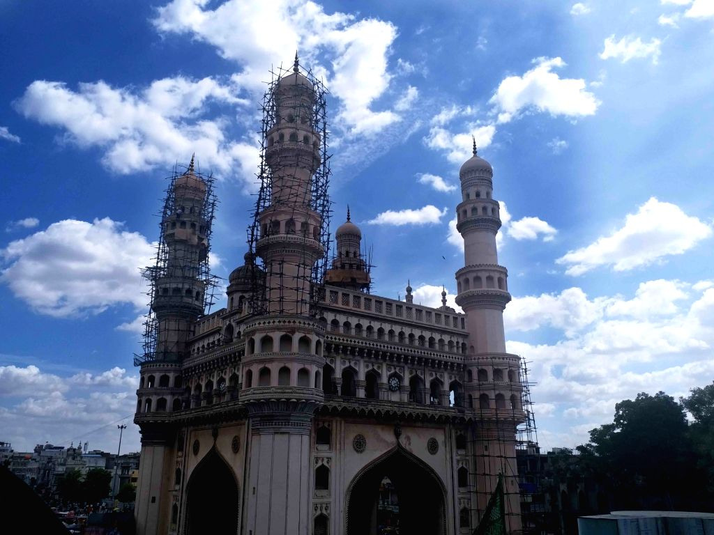 Charminar, Hyderabad. (File Photo: IANS)