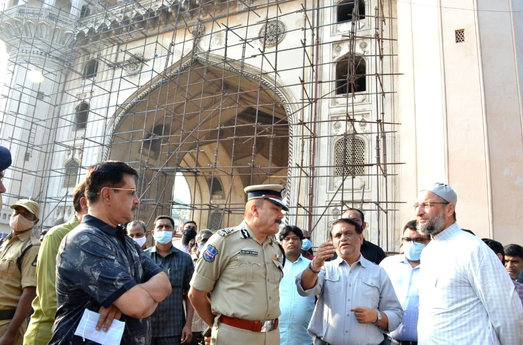 Charminar too set to see fun-filled Sunday evenings.