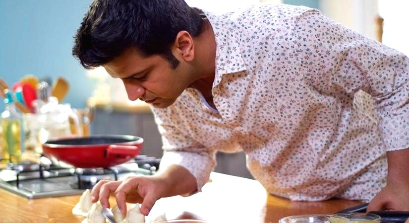 Chef Kunal Kapur finds gourmet-style cooking at home.