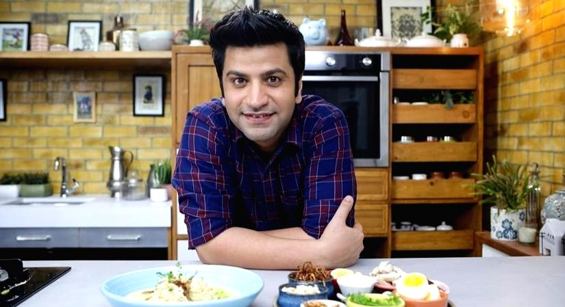 Chefs have to be creative to be self-sustaining: Kunal Kapoor. - Kunal Kapoor