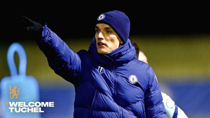 Chelsea appoint Thomas Tuchel as new head coach.(photo:twitter)
