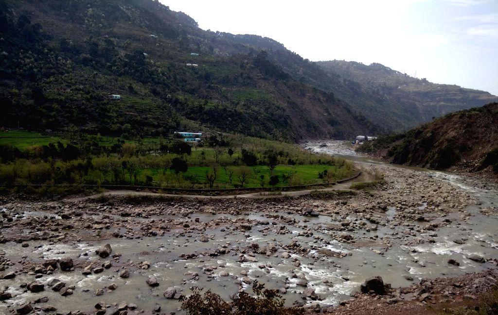 Chenab river. (File Photo: IANS)