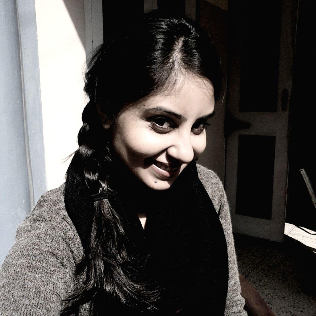 Actress Bhanu Sri Mehra during a photo shoot.