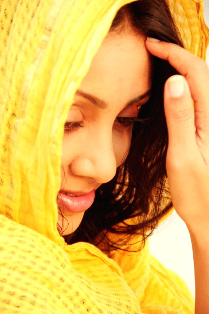 Actress Eden Kuriakose photoshoot.