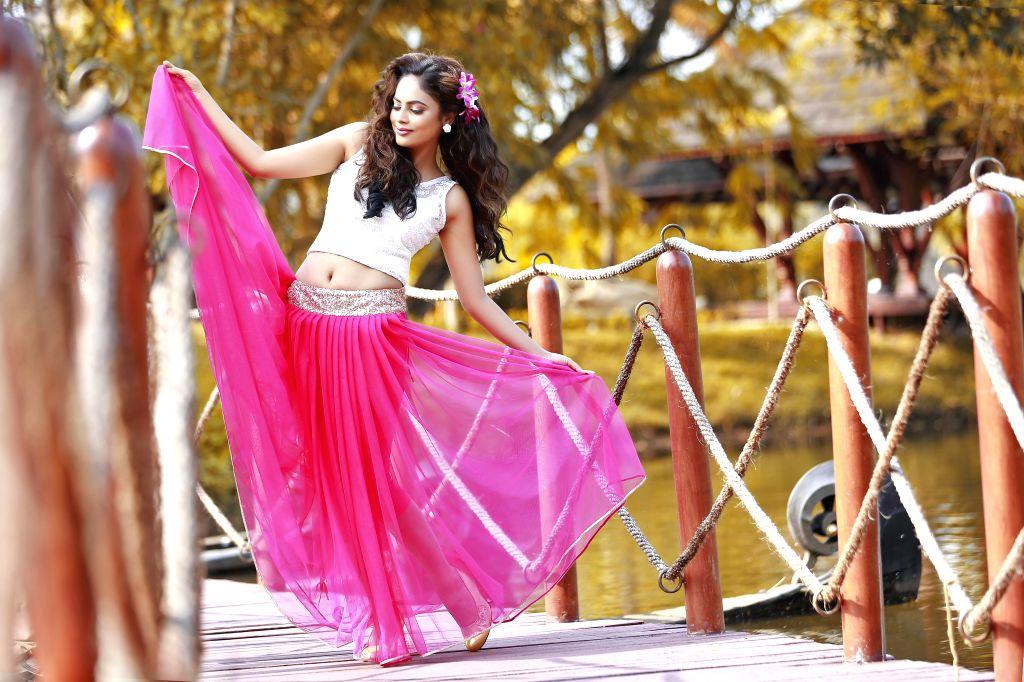Actress Nandita Swetha photoshoot.