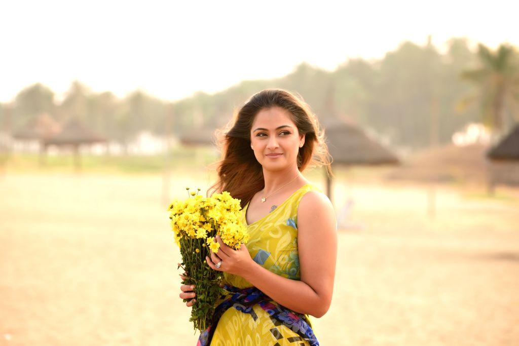 Actress Simran photoshoot.