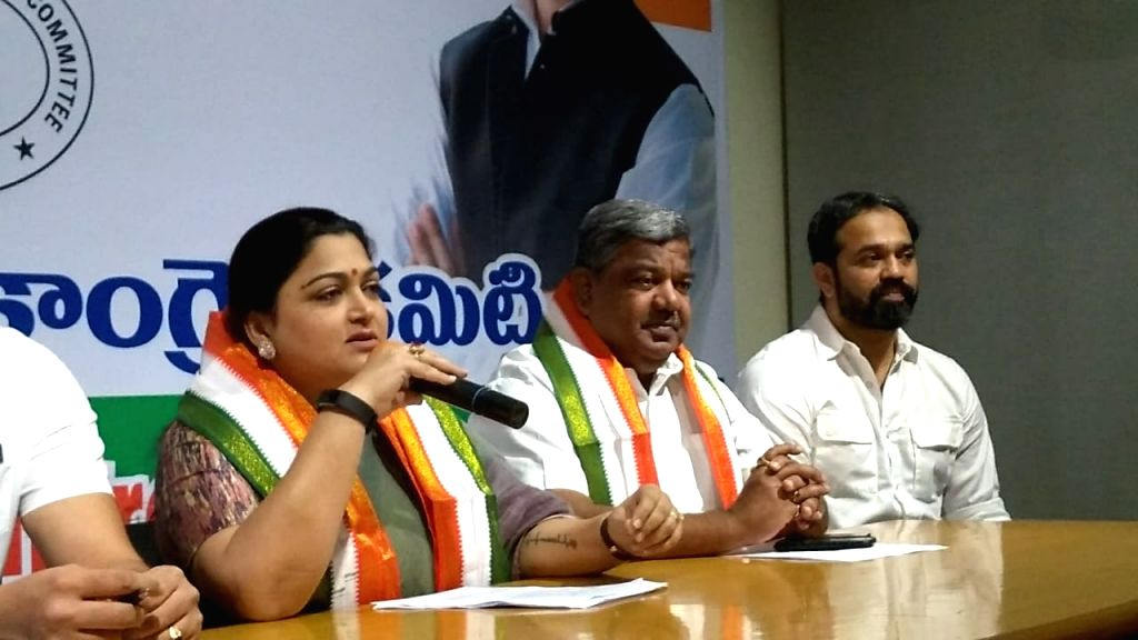 Chennai, July 31 (IANS) Actor and Tamil Nadu Congress spokesperson Khushbu Sundar has categorically refuted all speculation about her joining the BJP after she welcomed the New Education Policy 2020.
