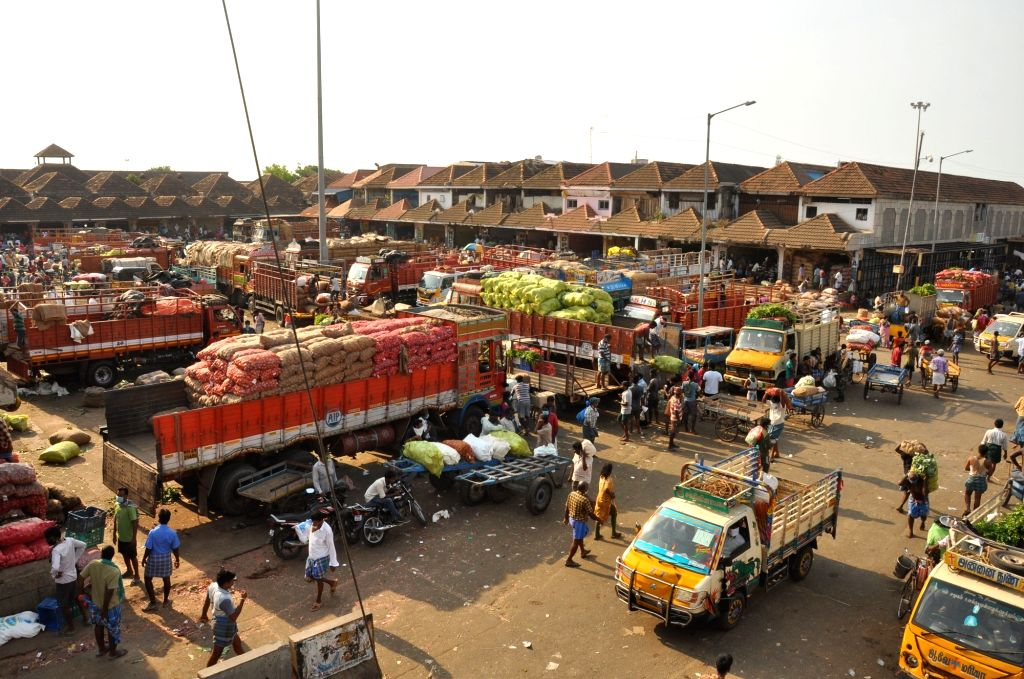 Chennai, June 1 (IANS) After over two months of Covid-19 lockdown, life in Tamil Nadu is slowly limping back to normalcy with state transport buses starting to ply in most of the districts.