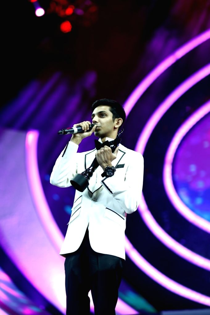 """Chennai, June 16 (IANS) Composer Anirudh Ravichander has unveiled the first track of National Award-winning actress Keerthy Suresh's upcoming film """"Penguin"""". - Keerthy Sures"""