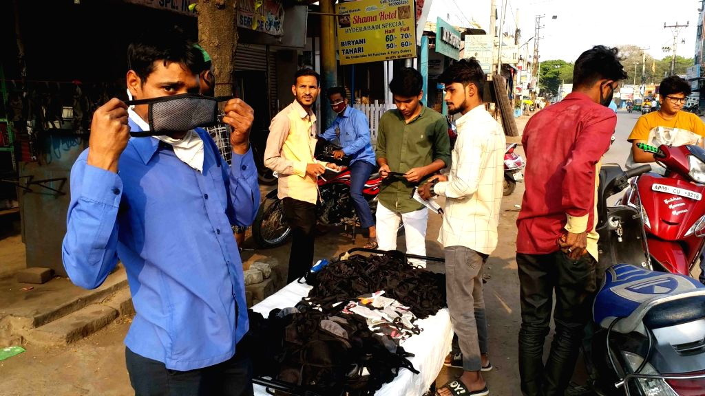 Chennai, March 30 (IANS) With masks in huge demand to protect against coronavirus, a team of researchers from Anna University said on Monday that it has developed a reusable and hence cost-effective mask made of polyester pile fabric.