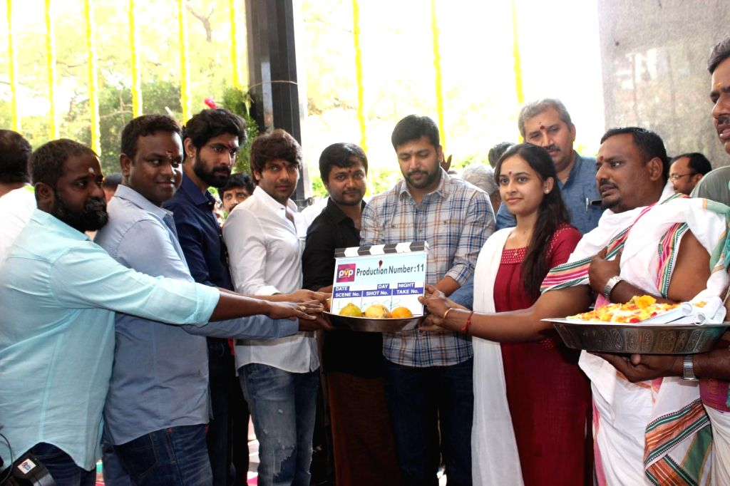 Press conference of `PVP Cinema`s upcoming film.