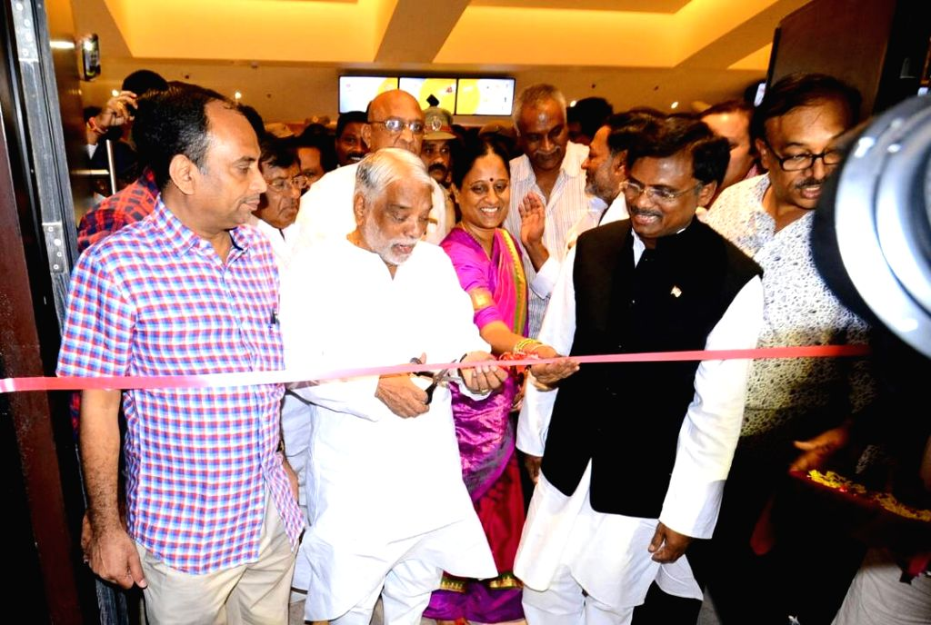 Chennai's Iconic SPI Cinemas Opens 5 screen Multiplex in Warangal.