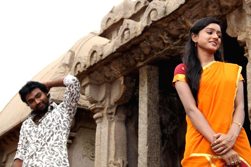 Stills from Tamil film `Mahabalipuram`.