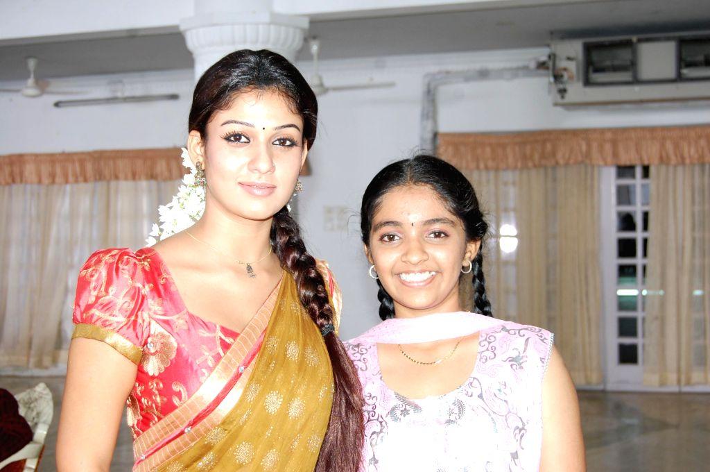 Stills from Tamil film `Suchitra Sivaraman`.
