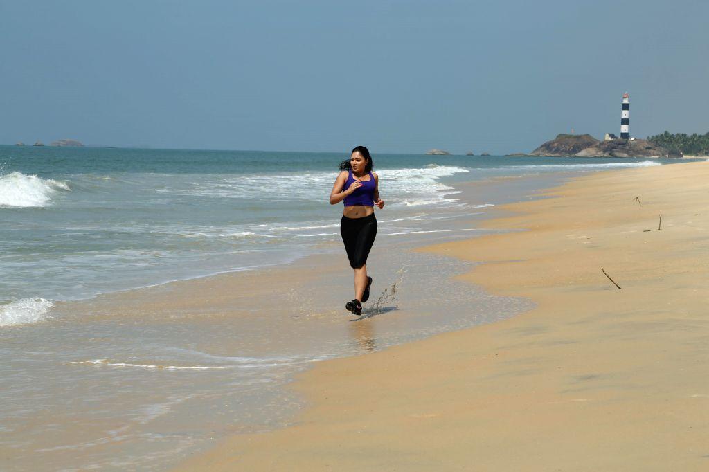 Stills from upcoming Tamil film `Karai Oram`.